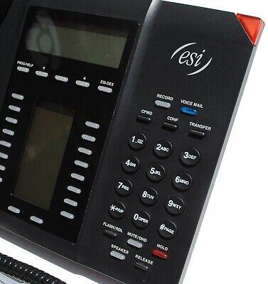 Esi Communications Server 60ip Abp 10100 Ip Phone Voip 5000-0609 60 Ip