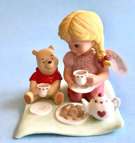"Disney & Me ~ Winnie the Pooh ~ ""TASTES SWEET ... LIKE HONEY"" ~ Enesco W/ Box"