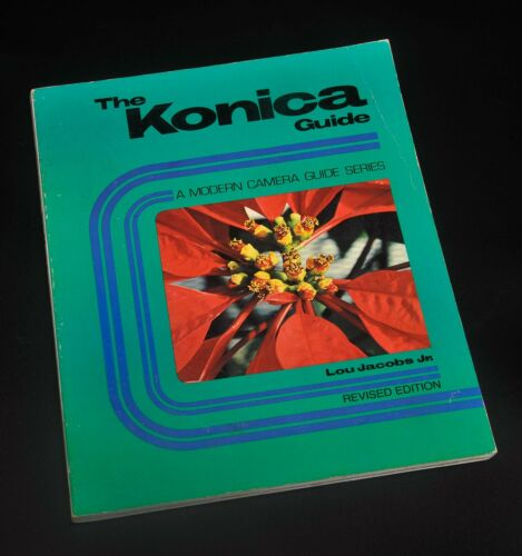 The Konica Guide Book – Everything Konica Camera System