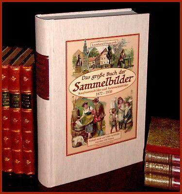 Leonhard Dingwerth: Das große Buch der Sammelbilder NEU 478 Seiten, 3.000 Bilder