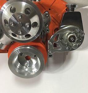 350 Power Steering Bracket Ebay