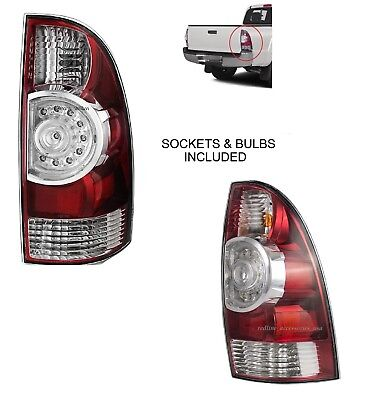 REPLACEMENT PASSENGER RIGHT SIDE LED TAIL BRAKE LIGHT FOR 2005 15 TOYOTA TACOMA