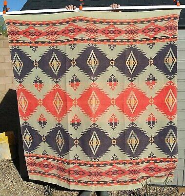 Beacon Wigwam design camp blanket - Vintage