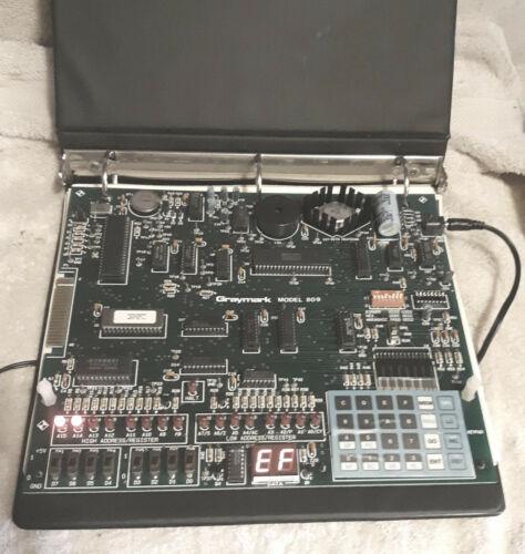 GRAYMARK Microprocessor Trainer Model 809 In Original Box