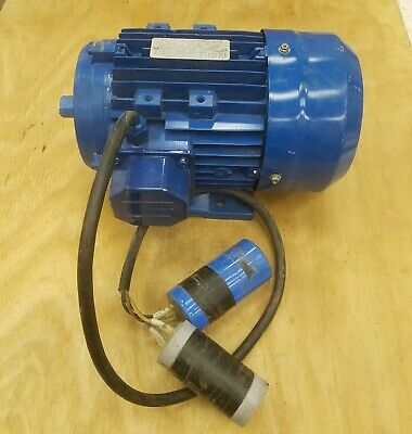 90l-4 Fujian Asynchronous Single Phase 230 Vac Electric Motor 2 Hp 1700 Rpm