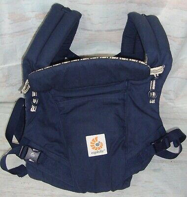 Ergobaby Ergo Baby Adapt 3 Position Admiral Blue Carrier for sale  Shipping to South Africa
