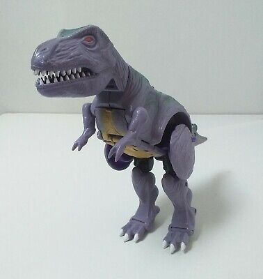 Vintage 90s Transformers Beast Wars Ultra Class Megatron Figure