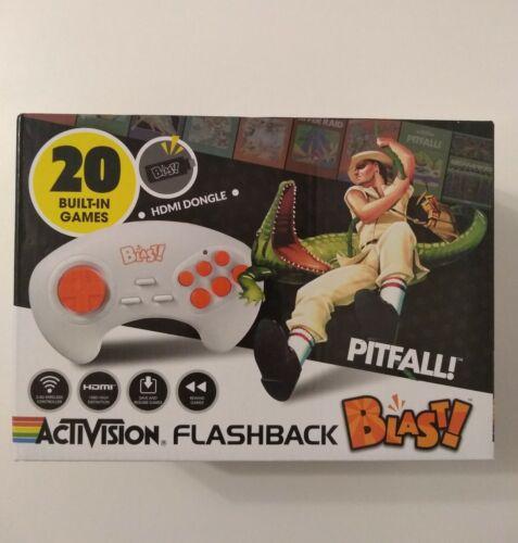 Activision Flashback Blast  Pitfall Edition