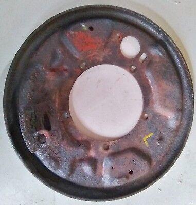 Ankerplatte für Bremse links von Normag Zorge NG 16 - ZF A-9