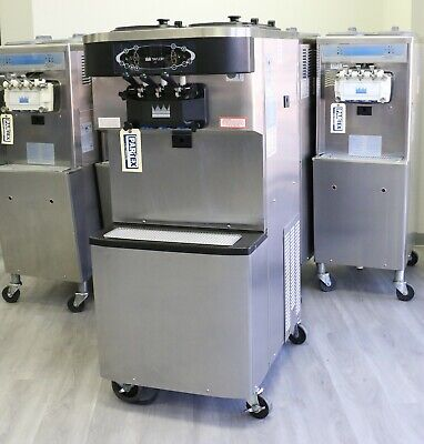 Taylor C713 Soft Serve Frozen Yogurt Machine 2010 3 Phase Air Cooled