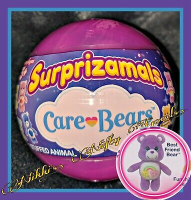 Surprizamals CARE BEARS ✳️BEST FRIEND BEAR✳️  🌟NEW & SEALED🌟 Ages