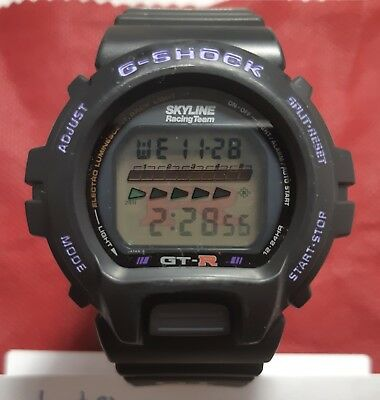 CASIO G-SHOCK DW-6600B  SKYLINE GT-R limited edition for sale  Shipping to United States