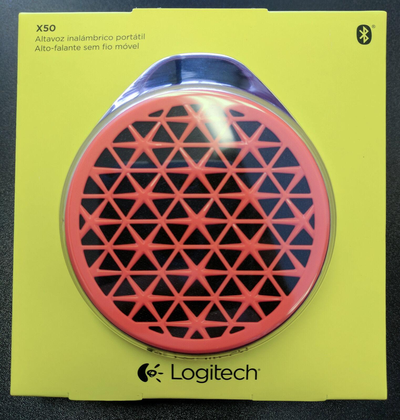Wholesale LOT of 8 --- Logitech Bluetooth Mobile Wireless Sp