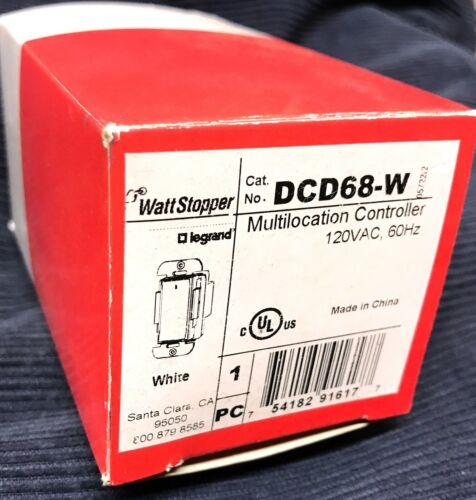 Wattstopper DCD68-W Multilocation Controller