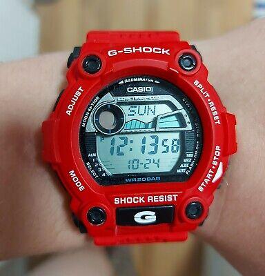 Casio G Shock Rescue G-7900A