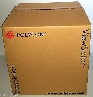 Polycom Viewstation Pvs-1422 Ntsc Camera V.35 Interface Complete Waccessories