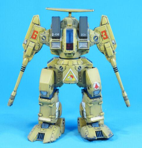 Yamato Macross 1/60 Destroid Defender - with Custom Weathering