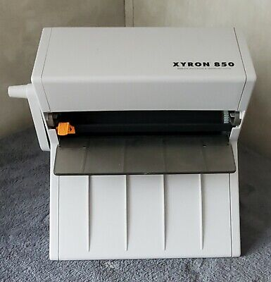 Xyron 850 Adhesive Application Laminating System Bundle with Manual, magnetic