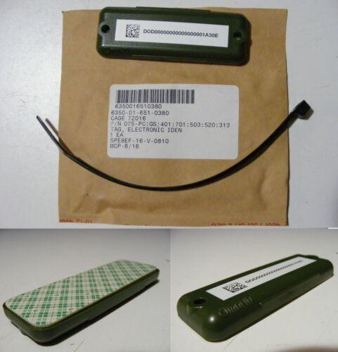 Lot of 20 : Omni-ID Max Rigid RFID Electronic ID tags, EPC global UHF Class 1 g2