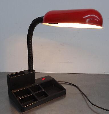 vintage table lamp 80s -  Leuchte Utensilo Tischlampe Arbeitsplatz Lampe 80er