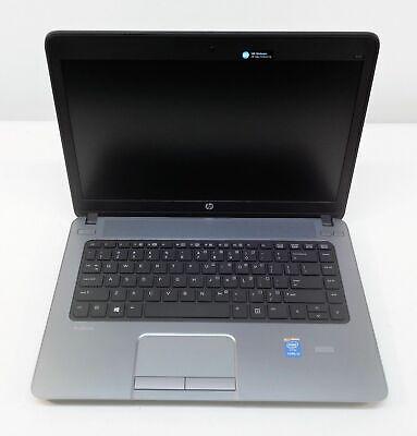 "HP Probook 440 G1 14"" Laptop - i3-4000M CPU✔8GB RAM✔500GB HDD✔DVD+RW✔WIN 10 PRO segunda mano  Embacar hacia Mexico"