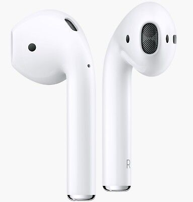 New Apple AirPods Spotless MMEF2AM/A In Ear Bluetooth Headset XMAS Gift