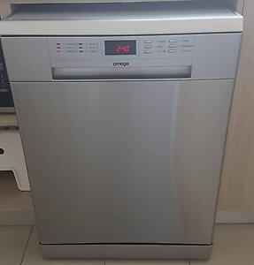 NEW Omega Dishwasher (Silver) ODW717XB $899 RRP, selling for $475 Beeliar Cockburn Area Preview
