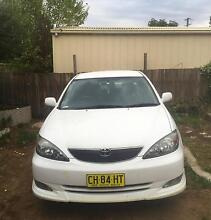 2003 Toyota Camry Sedan West Tamworth Tamworth City Preview