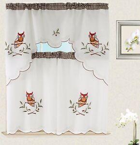 Owl Curtains Ebay