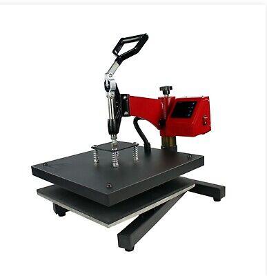15x15 Swing Away Digital Heat Press Machine For Transferssublimation