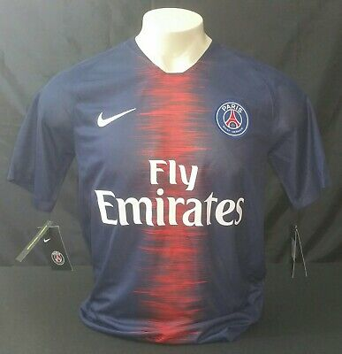 1afe503c7d Nike PSG Home Jersey, Navy/White/Red, Size M