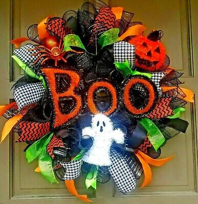 Halloween Wreath Decorations (24