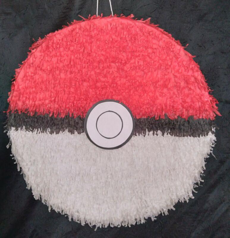 Pokemon ball pinata.
