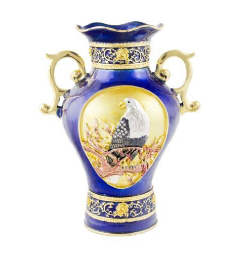 Feng Shui Blue Treasure Vase