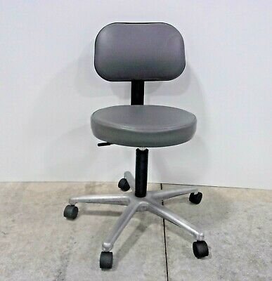 New Dntlworks Portable Dental Dentists Chair Stool With Carry Bag