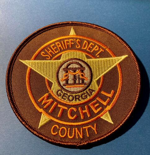 Mitchell County Georgia Sheriff
