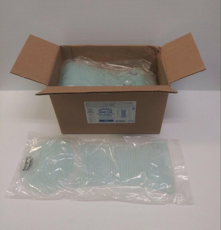 Splash Hog Urinal Screen Clean Scent Reduces Splash-Back Long Lasting (1 Case)