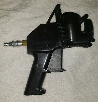 Homax Pro Texture Pneumatic Spray Gun 4610 Ceiling Wall No Hopper