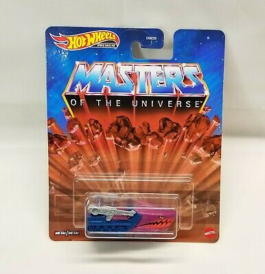2021 Hot Wheels Masters Of The Universe Land Shark 1/64 Diecast Metal/Metal NEW