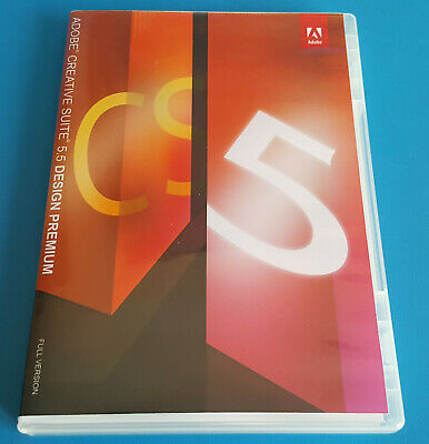 Adobe Creative Suite 5.5 Design Premium Windows (FULL VERSION) With Acrobat X