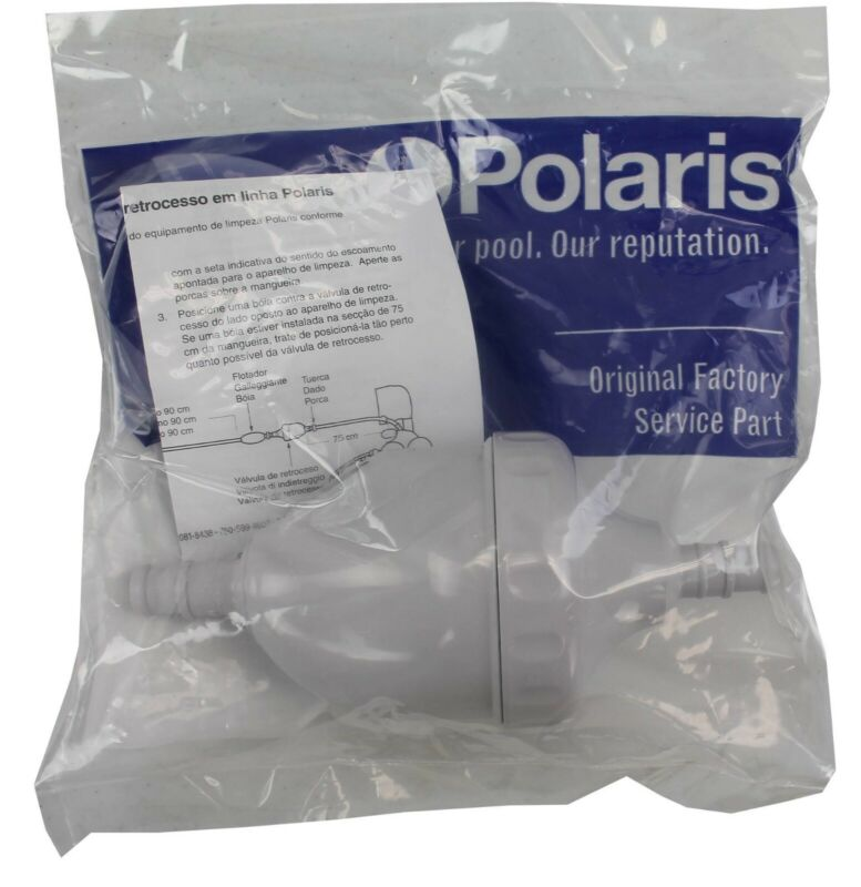 Polaris - G52 Complete Back-Up Valve Kit for 180/280/380/3900 Polaris Cleaners