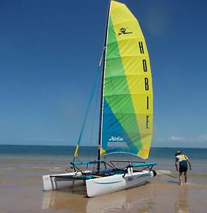 As New Hobie Getaway . . . with plenty of added accessories ! Sandstone Point Caboolture Area Preview