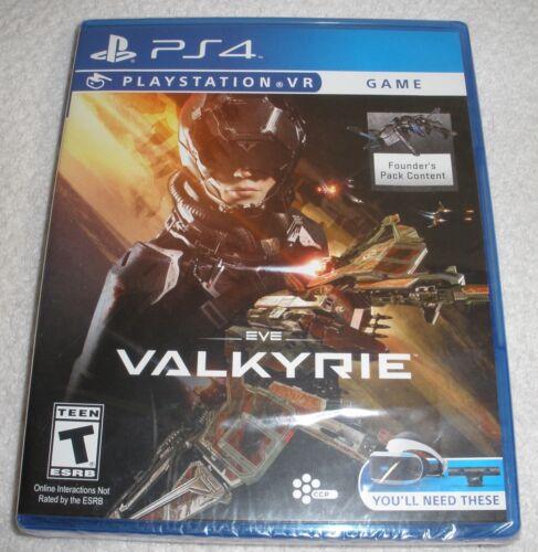 EVE Valkyrie PlayStation 4 3001937