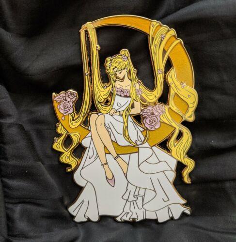 Fantasy Sailor Moon jumbo Pin serenity anime cosmicskies