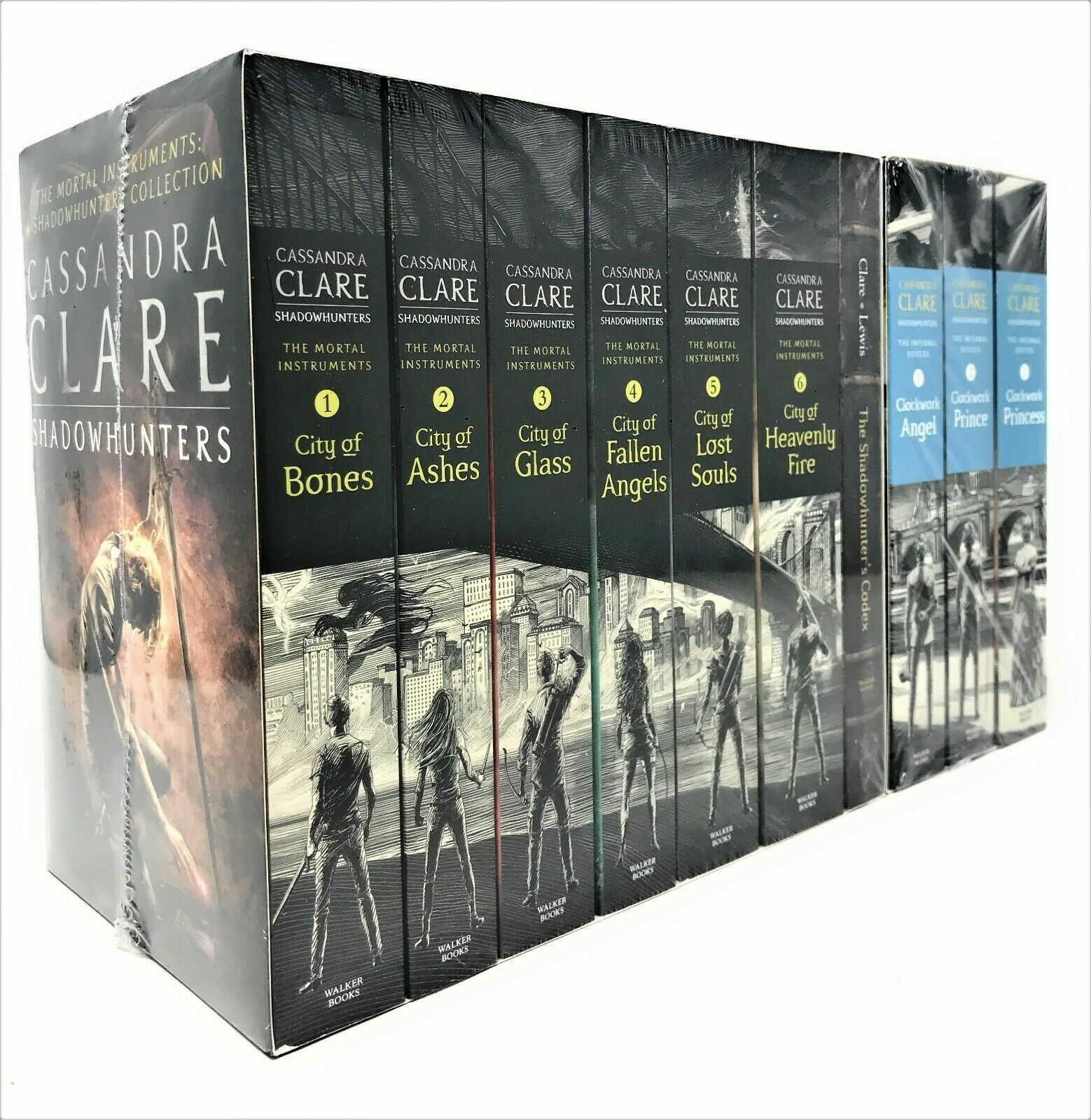 Cassandra Clare Mortal Instruments And Infernal Devices 10