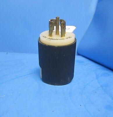 Hubbell 30 Amp Plug 120208 Volt 3 Phase L21-30p