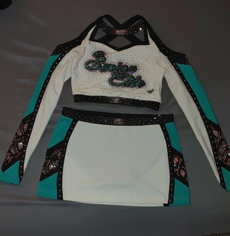 Cheer Extreme Senior Elite Cheerleading Uniform