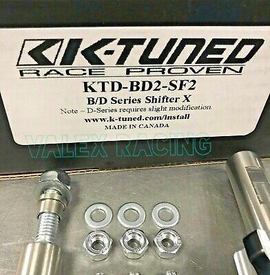 K Cambio B / D sintonizado X Ajustable 88-00 Civic 90-01 Integra EG EK DC