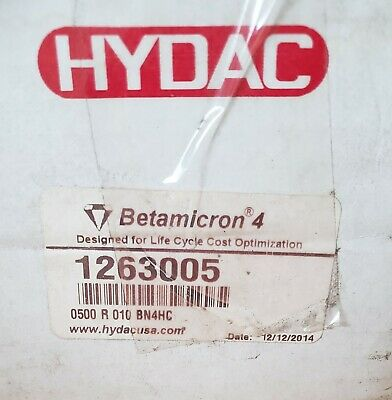 Hydac Filter 1263005