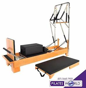 HALF TRAPEZE PILATES REFORMER (CERTEGY EZI PAY) Upper Coomera Gold Coast North Preview
